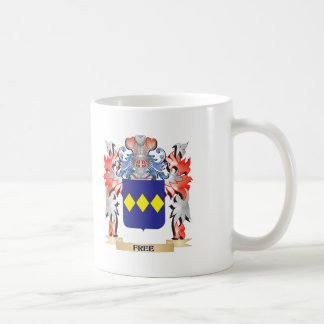 Free Coat of Arms - Family Crest Coffee Mug