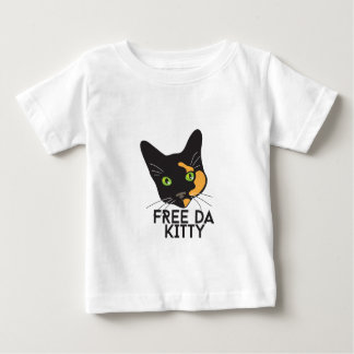 Free Da Kitty Baby T-Shirt