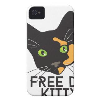 Free Da Kitty Case-Mate iPhone 4 Cases