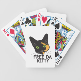 Free Da Kitty Poker Deck