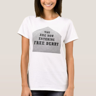 free derry corner T-Shirt