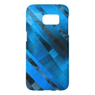 Free Floating (blue) Samsung Galaxy S7 Case