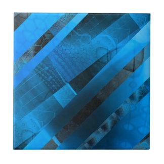 Free Floating (blue) Tile