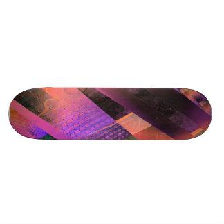 Free Floating (earth) Custom Skateboard