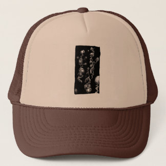 Free-floating Organic Aberrations Trucker Hat