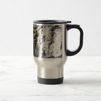free flowing falls travel mug