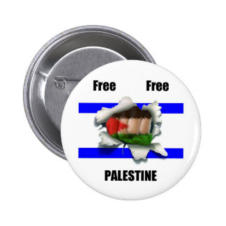 Free Free Palestine 2 Inch Round Button