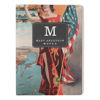 Free Harbor Jubilee, Los Angeles and San Pedro. Extra Large Moleskine Notebook