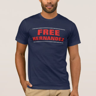 Free Hernandez T-Shirt