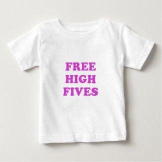 Free High Fives Baby T-Shirt