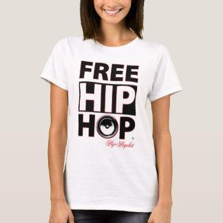 Free Hip Hop-womens T-Shirt