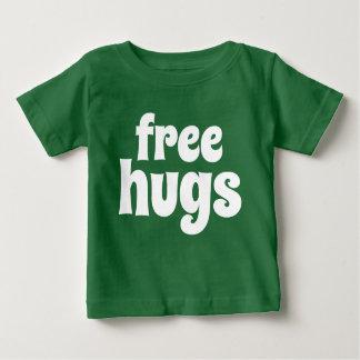 Free Hugs Baby Fine Jersey T-shirt