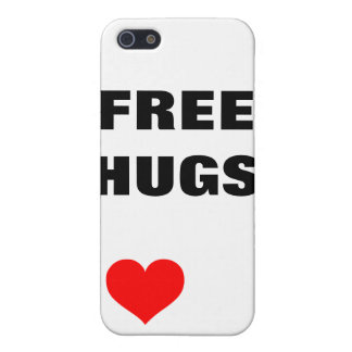 Free Hugs! Case For The iPhone 5