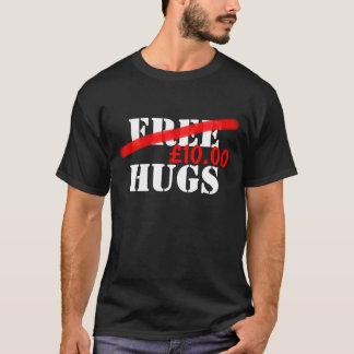 Free Hugs (Customisable price) T-Shirt