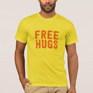 Free hugs friendly shirt