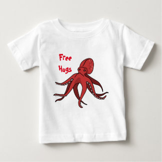 Free Hugs from an octopus! Baby T-Shirt