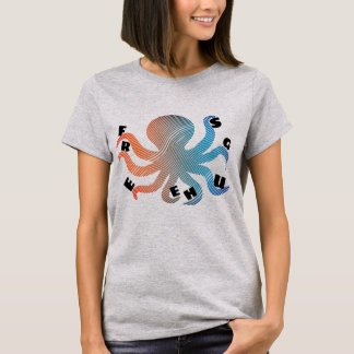 Free Hugs from an Octopus T-Shirt