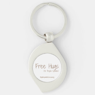 Free Hugs Key Chain