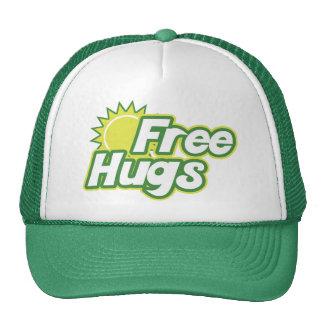 Free Hugs Novelty Trucker Hat