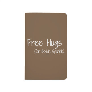 Free Hugs Pocket Notebook