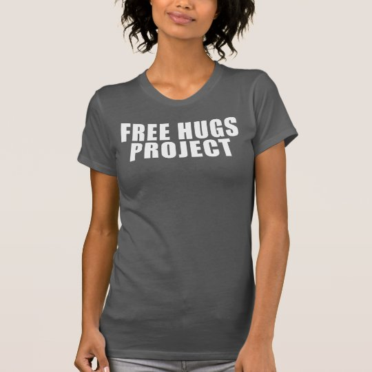 Free Hugs Project Text Tee - Women's