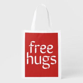 Free Hugs Reusable Bag