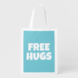 Free Hugs Reusable Bag