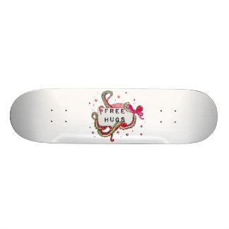 free hugs skate board decks