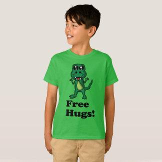 Free Hugs T-Rex Shirt