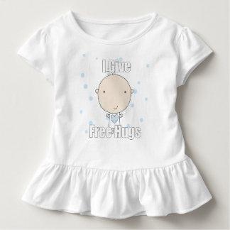 free hugs toddler t-shirt