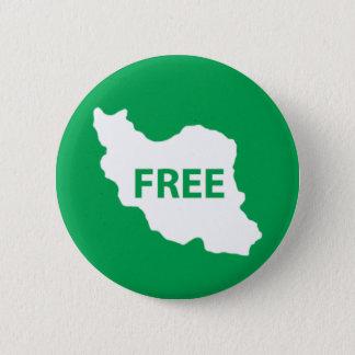 Free Iran 2 Inch Round Button