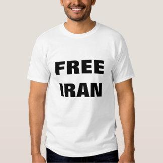 FREE IRAN T SHIRTS
