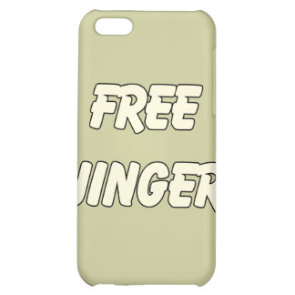 Free Jinger (2) Cover For iPhone 5C