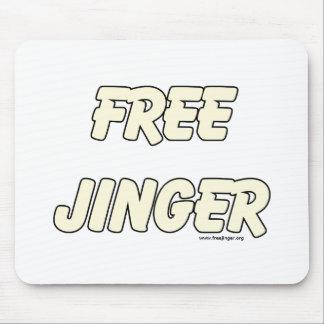 Free Jinger (2) Mouse Pad