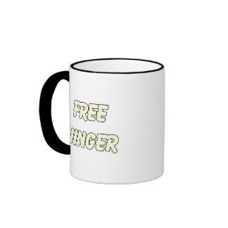 Free Jinger (2) Mug