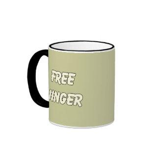Free Jinger (2) Mugs