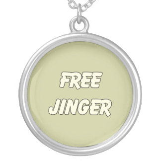 Free Jinger (2) Personalized Necklace