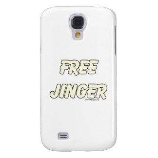 Free Jinger (2) Samsung Galaxy S4 Case