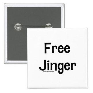Free Jinger Pinback Button