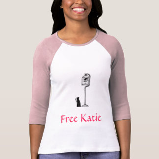 Free Katie T-Shirt