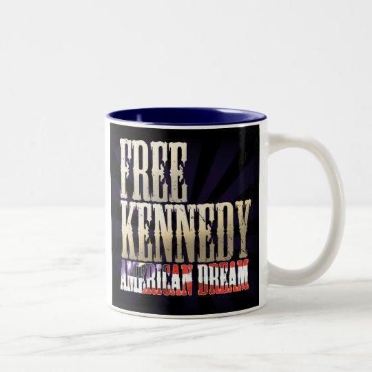Free Kennedy - American Dream Mugs
