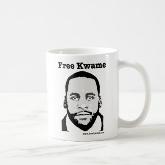 """Free Kwame"" Mug"