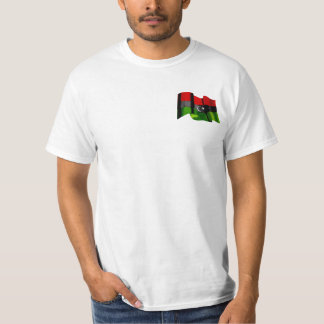 Free Libya - Libyan flag of Independence T Shirts