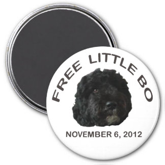 FREE LITTLE BO Magnet
