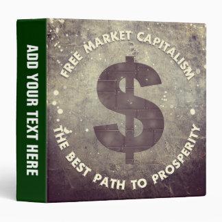 Free Market Capitalism Binders