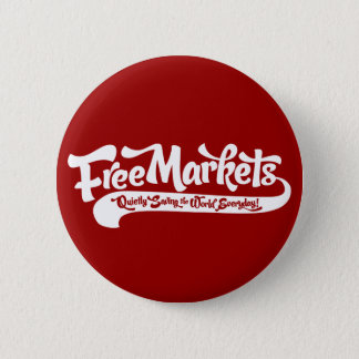 Free Markets Button