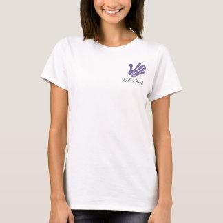 """""""Free Massage"""" womens T-Shirt"""