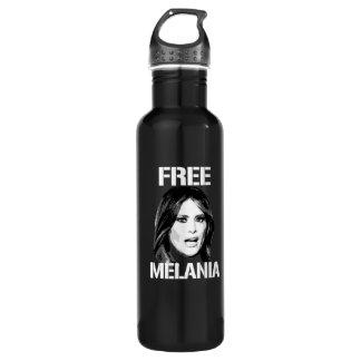 FREE MELANIA - WHITE - 710 ML WATER BOTTLE