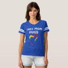 FREE MOM HUGS for PRIDE T-shirt