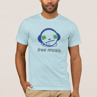 free music, free jammie T-Shirt
